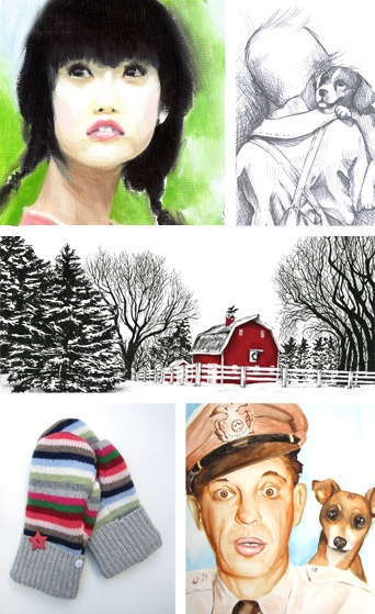 Slink Collage