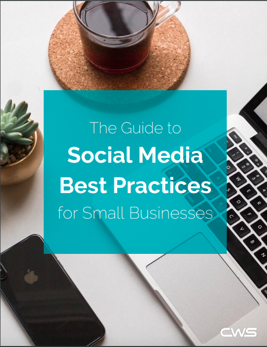 The Guide to Social Media Best Practices for Small Businesses offer cover