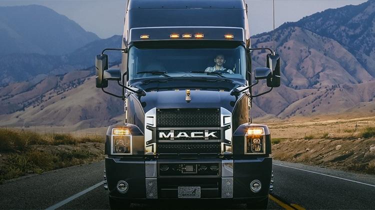 Nuss Mack Truck's