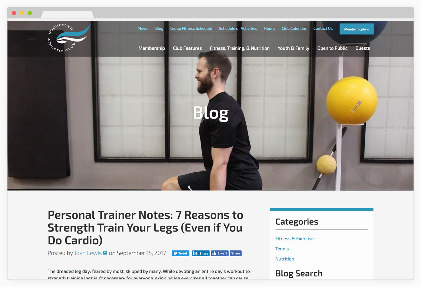 RAC Blog