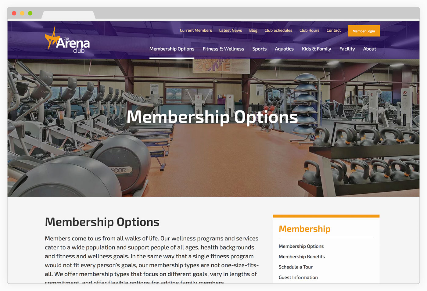TAC Membership Page