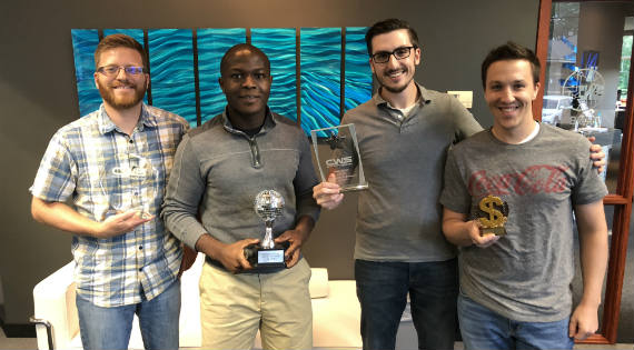 2018 Q2 Alignment Meeting and Award Winners