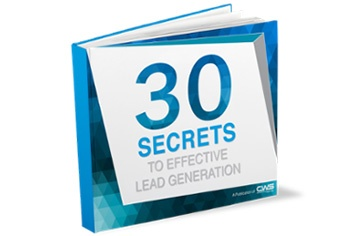30 Secrets to Effective Lead Generation