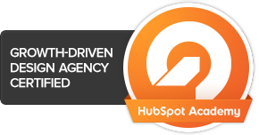 Growth-Driven Design Agency Certified