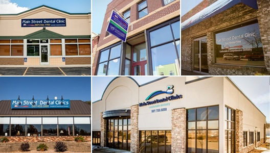 Main Street Dental Clinics Buildings