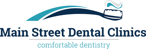 Main Street Dental Clinics Logo