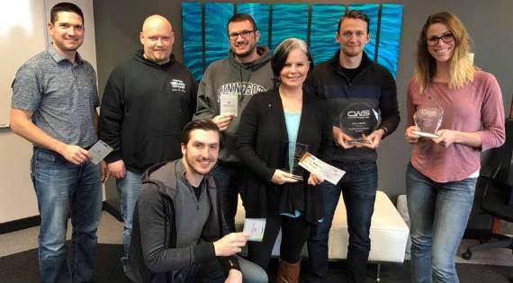 2018 Q1 Alignment Meeting and Awards