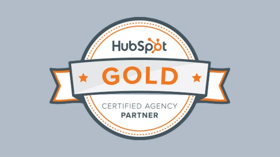 What it Means to be a Certified HubSpot Gold Partner Agency